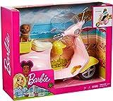 Barbie FRP56 Motorroller, pink