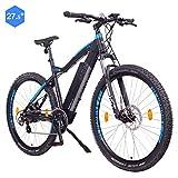 NCM Moscow E-Bike, E-MTB, E-Mountainbike 48V 13Ah 624Wh - 29' Schwarz