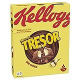 Kellogg's Tresor Duo Choco Cerealien | Einzelpackung | 1 x 375g