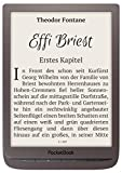 PocketBook e-Book Reader 'InkPad 3' (8 GB Speicher; 19,8 cm (7,8 Zoll) E-Ink Carta Display; SMARTlight; Wi-Fi) in Dark Brown