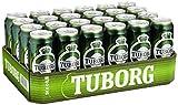 Tuborg Pilsener, Bier Dose Einweg (24 x 0.5 L)