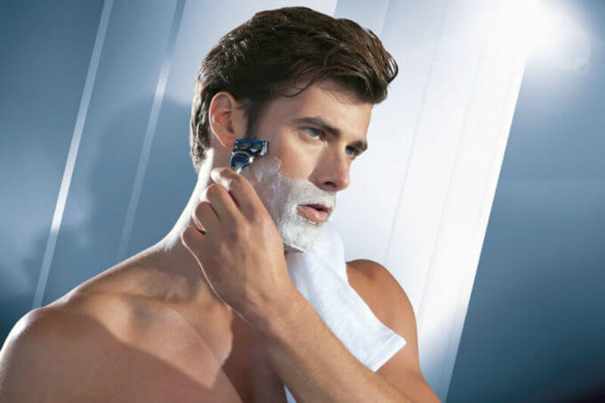 Foto: Gillette | Fusion ProGlide Power