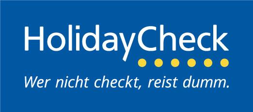 Logo: HolidayCheck