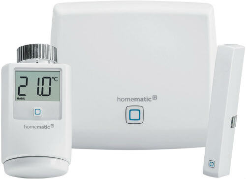 Foto: Homematic IP | Starter Set Raumklima