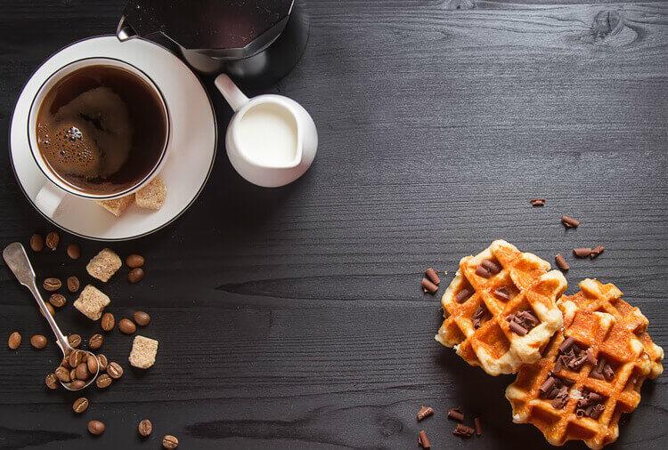 Kaffeemaschine-Test