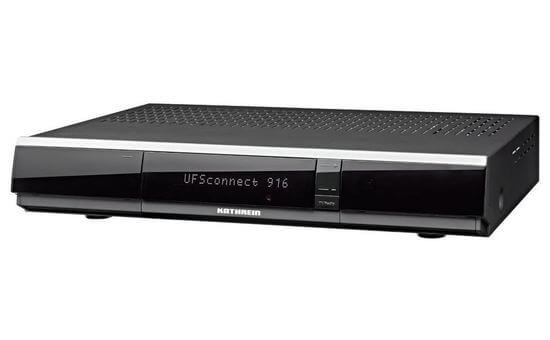 Foto: Kathrein | UFSconnect 916 Twin HDTV