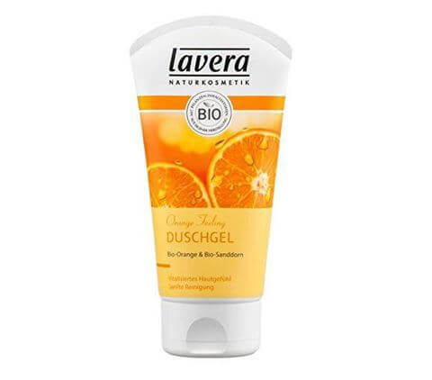 Foto: Lavera | Duschgel Orange Feeling