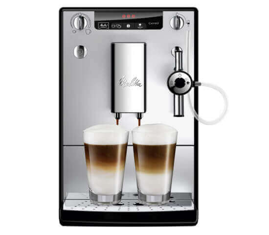 Foto: Melitta I Caffeo Solo & perfect milk