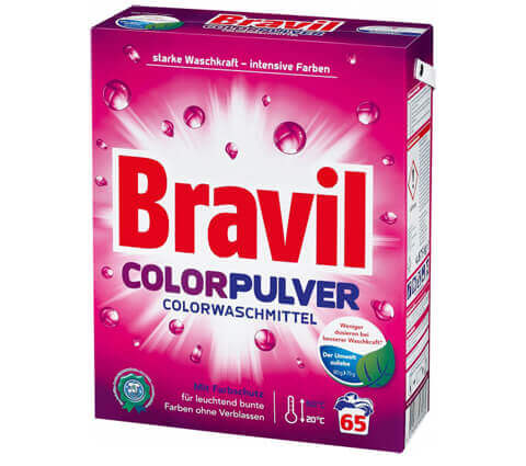 Foto: Netto | Bravil Colorpulver