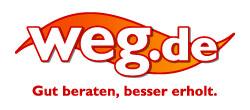 Logo: weg.de